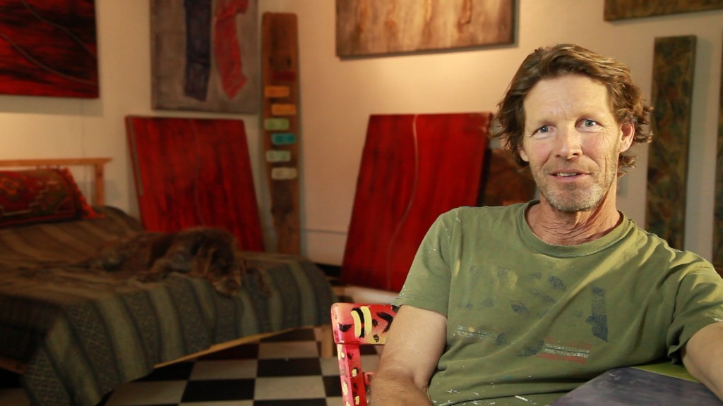 Profile Video: Artist Jack Durnford